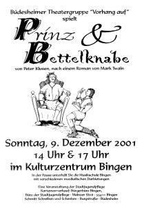 2001_Prinz und Bettelknabe