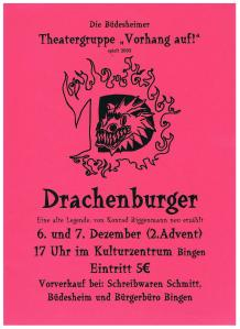 2003_Plakat Drachenburger