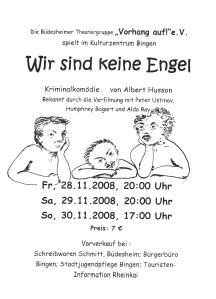 2008_Wir sind keine Engel