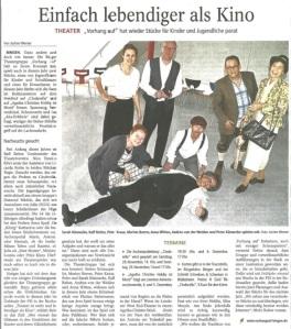 Allgemeine Zeitung - 16.11.2015