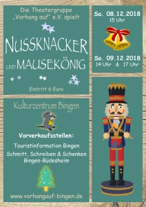 Flyer Nussknacker